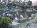 神池・庭園
