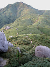 宮之浦岳への道