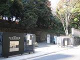 岩崎邸入り口