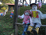 和みの手作り人形たち