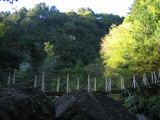 渓谷の眺め1