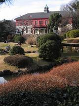 日本庭園と旧東京医学校本館3