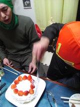 ケーキ大作戦