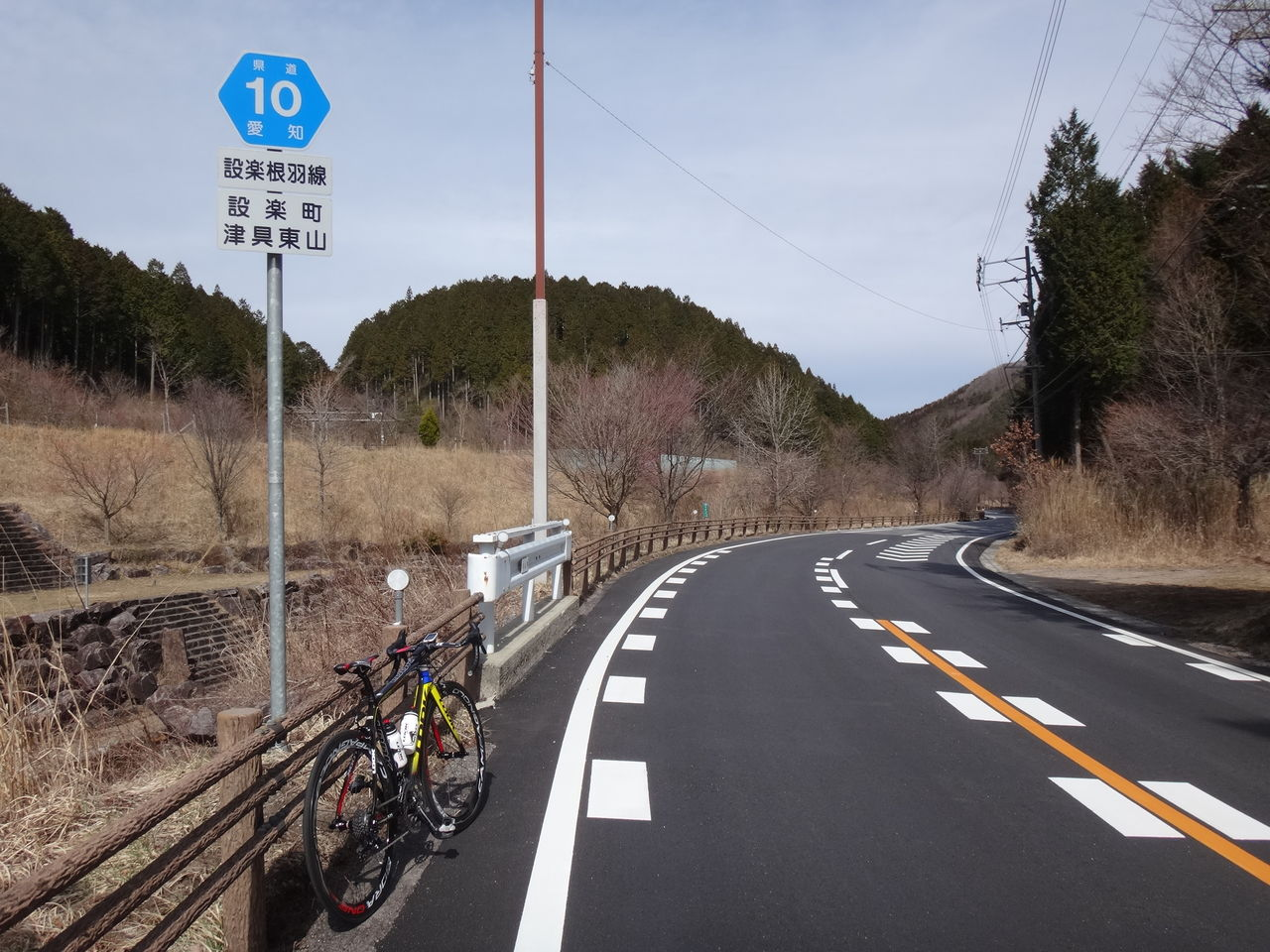 愛知県道・長野県道10号線 : 自転車生活 in 生駒(@look675campy)