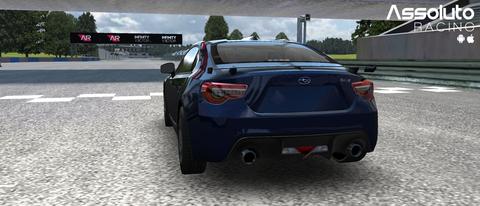 Assoluto Racing _ Subaru BRZ '17 (1)