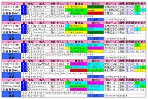 日経新春杯(過去成績)2013