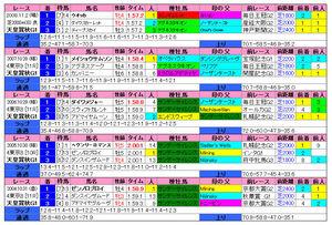 天皇賞(秋)過去5年2009