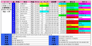京都新聞杯(結果)2009