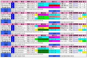中山記念(過去成績)2011