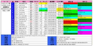 金鯱賞(結果)2009