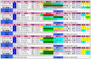 日本ダービー(過去成績)2009