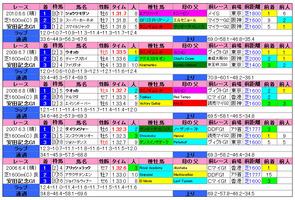 安田記念(過去成績)2011