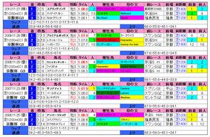 京阪杯(過去成績)2011