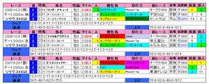 シリウスS(過去成績)2010