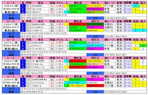 新潟2歳S(過去成績)2010