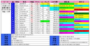 函館2歳S(結果)2009