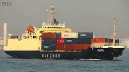 韓国貨物船