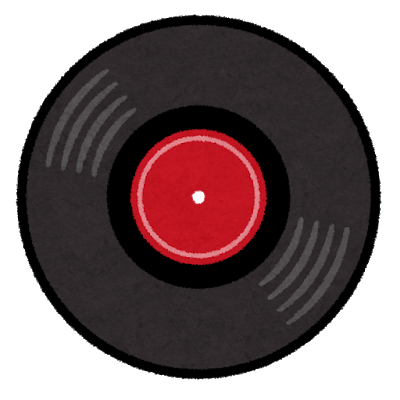 music_record_disc