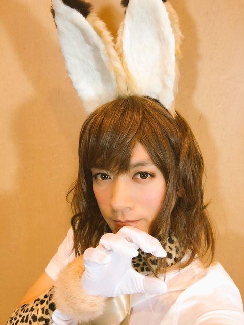 【エンタメ画像】【速報】歌手のDAIGOさん、渾身のコスプレイヤーを披露。。。。。(画像あり)