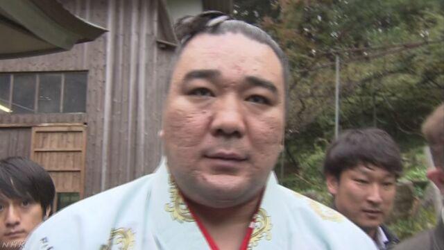 【エンタメ画像】【速報】日馬富士 引退の意向固める