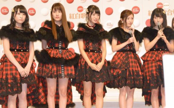 【エンタメ画像】AKBは48グループ300人から投票で選ばれた48人が紅白出場!!!!!!!!!!!!!!!!!!!!!!!!!!!!!!