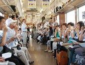 電車の中で血管ブチ切れるくらいイラッてする事晒せ