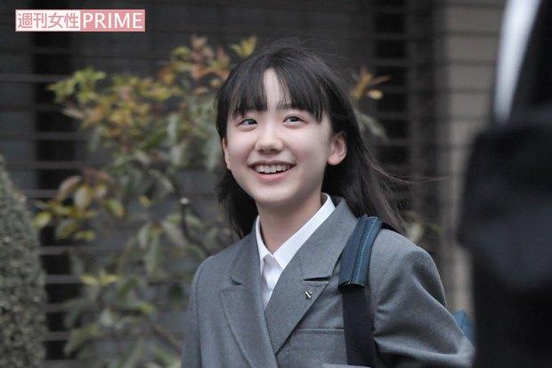 【エンタメ画像】通学服姿の芦田愛菜かわいすぎワロタ。。。。。。。(画像あり)