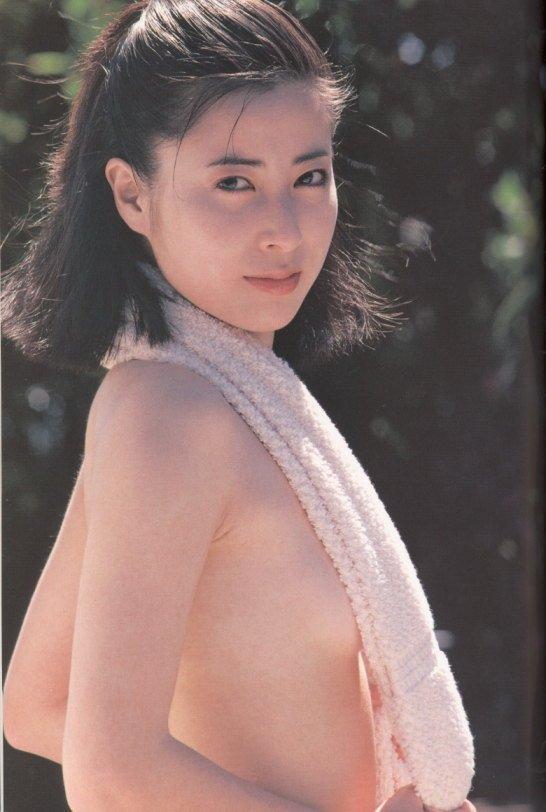 岡江久美子さんのポートレート