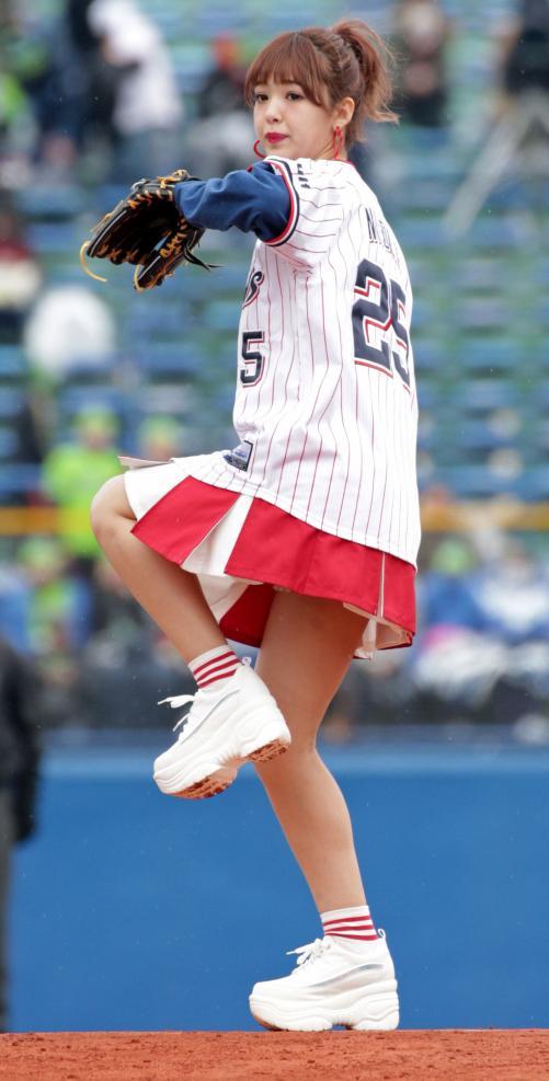 【エンタメ画像】【画像】藤田ニコルのノーバン始球式♪♪♪♪♪♪♪♪♪♪♪♪♪♪♪♪♪♪♪♪ [無断転載禁止]©2ch.net