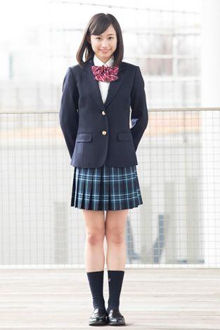 【エンタメ画像】《画像》「日本一通学服が似合う女子」グランプリが決まる★★★★★