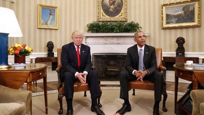 【エンタメ画像】《画像》オバマと並んで座ってるトランプ☆☆☆☆☆☆☆☆☆☆☆☆☆☆☆☆☆☆☆☆