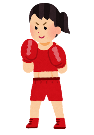 sports_boxing_woman