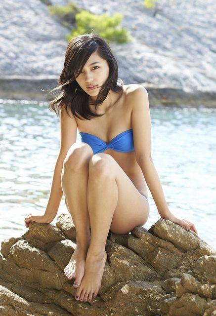 【エンタメ画像】川口春奈ちゃんがノリノリで水着になった理由☆☆☆☆☆(画像あり)