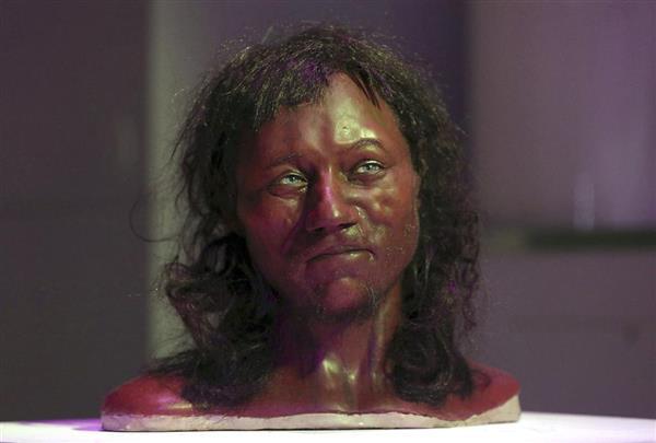 【エンタメ画像】【画像】 竹中直人かと思ったら1万年前の英国人だった