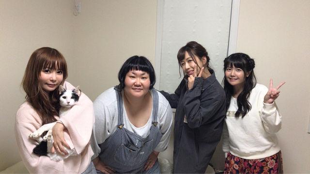 【エンタメ画像】【悲報】声優・竹達彩奈さん(28)、女性タレントに誘われ合コンに参加してしまう♪♪♪♪♪♪♪♪♪♪♪(画像あり)