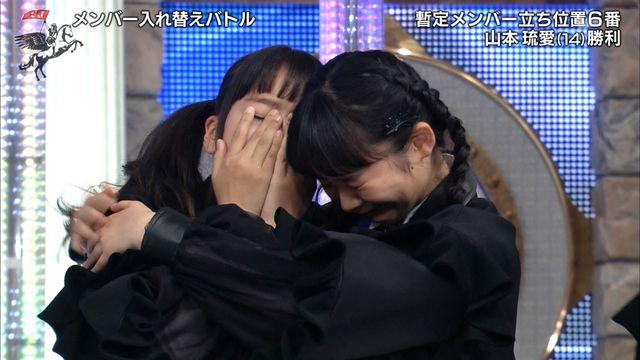 【エンタメ画像】【画像】 中田花奈さん、放送事故レベルの号泣♪♪♪♪♪♪♪♪♪♪♪♪♪♪♪♪