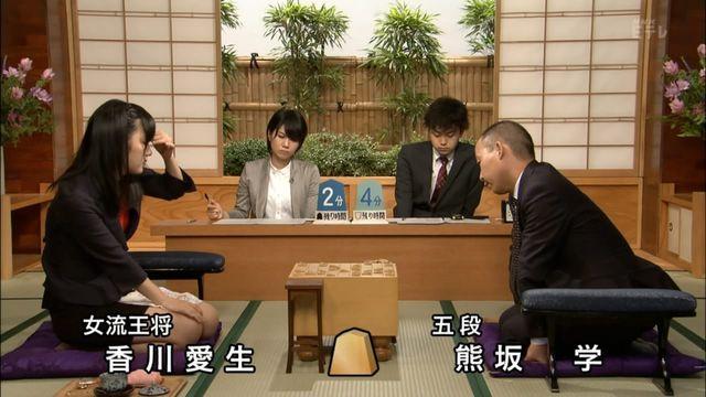 【エンタメ画像】女流棋士「クッソ♪!!実力じゃ男性棋士に勝てへん♪せや!!」