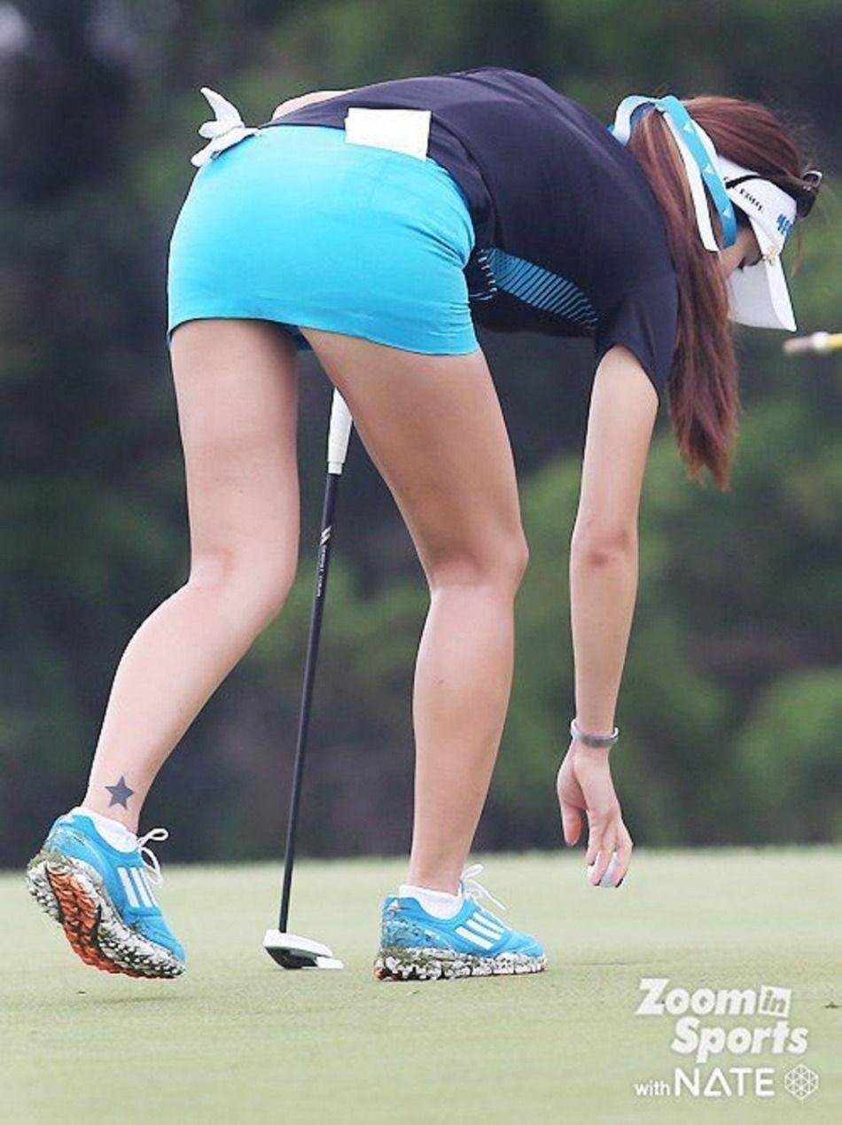 【エンタメ画像】【悲報】女子ゴルフ、もはやエロエロコスプレ大会に成り下がる!♪(画像あり)