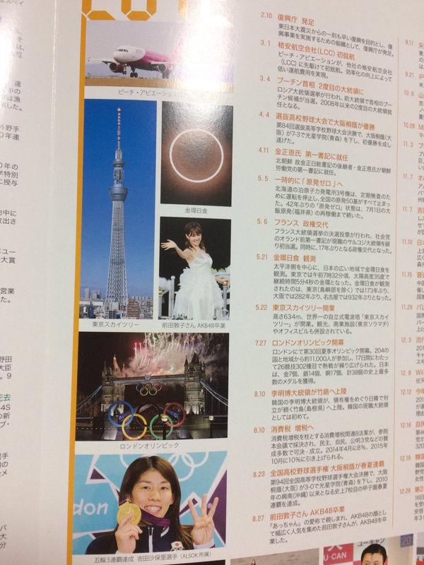 【エンタメ画像】【画像】前田敦子卒業アルバムに♪♪♪♪♪♪♪♪♪♪♪♪♪♪