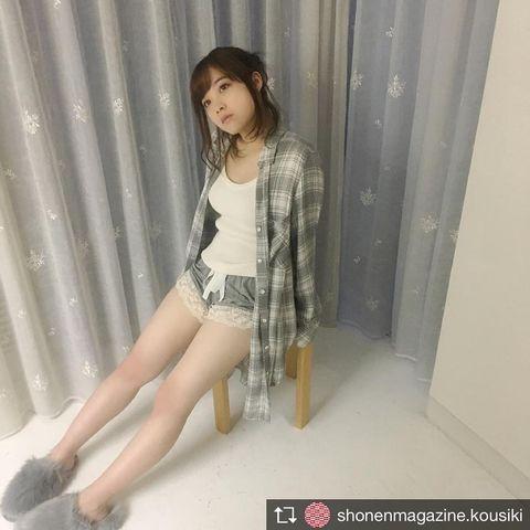 【エンタメ画像】【悲報】橋本環奈さん(18)、ぶっとい太ももを晒してしまう。。。。。(画像あり)