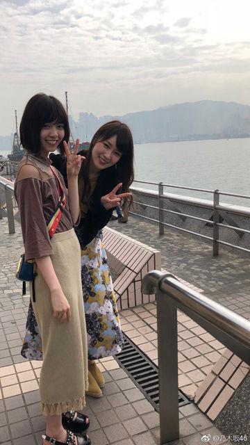 【エンタメ画像】【画像】西野七瀬ちゃんのパイスラ!!!!!!!!!!