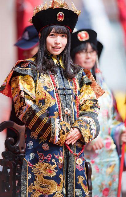 【エンタメ画像】【画像】中華街に現れた長濱ねるちゃんの美しさがとんでもないと話題に