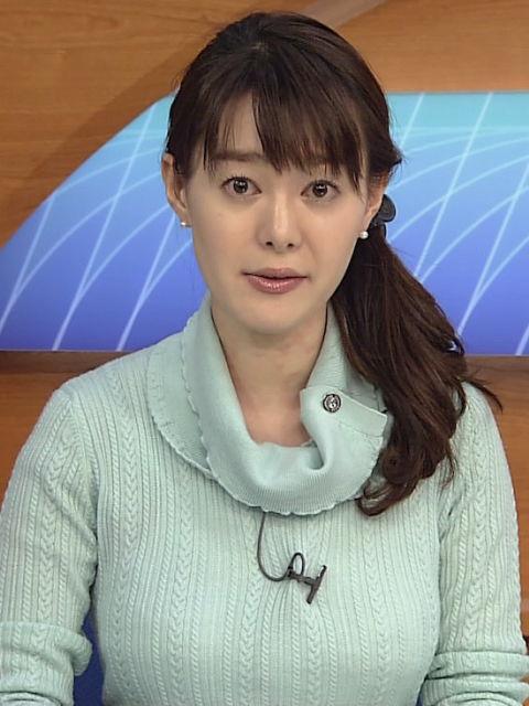 【エンタメ画像】33,歳「元NHK」「Zカップ」アナ 『胸が大きすぎてニュースに集中できない』と苦情があった(画像あり)