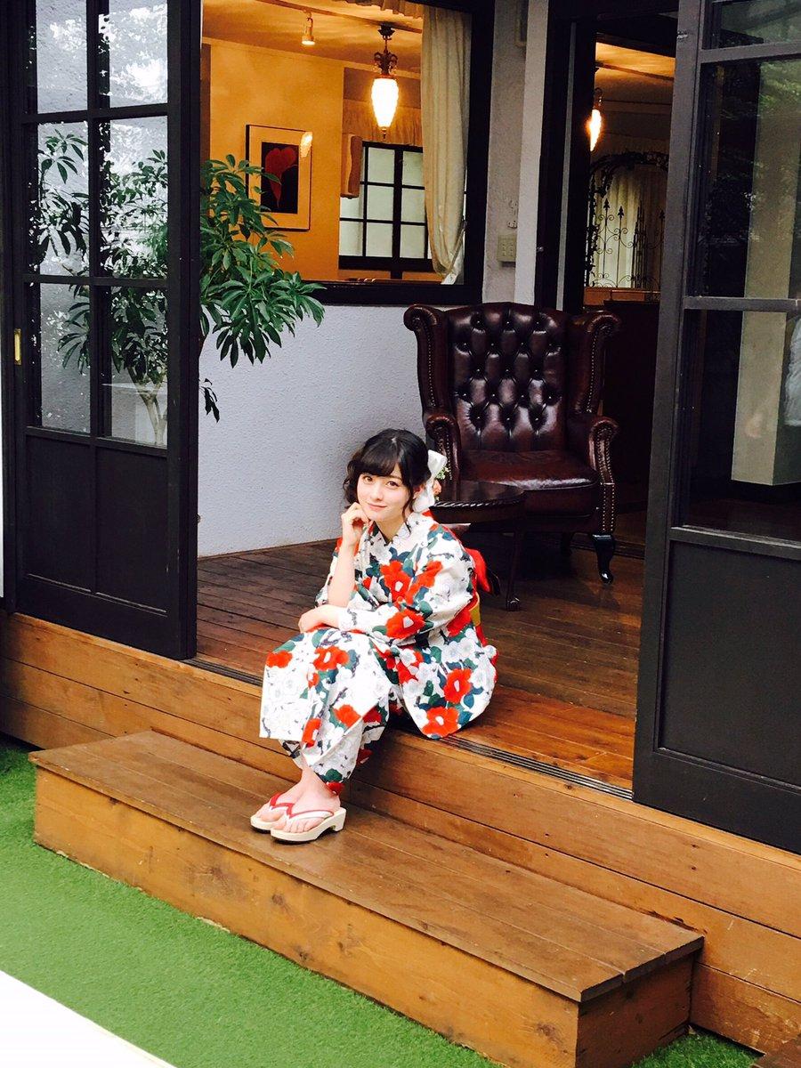【エンタメ画像】【画像】橋本環奈、大和撫子な浴衣姿を披露!!!