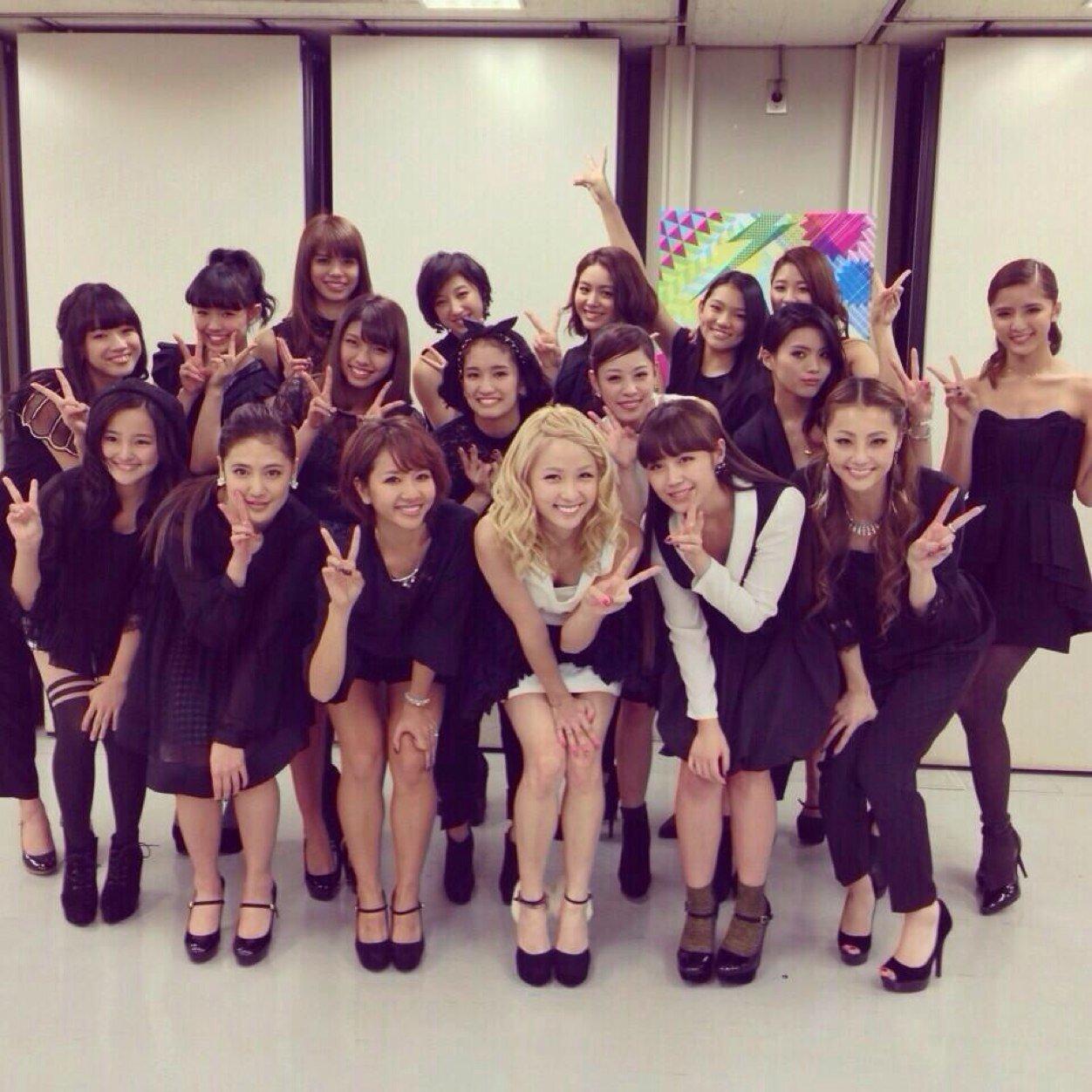 【エンタメ画像】E-girlsメンバーの年齢★★★★★★★★★★★★