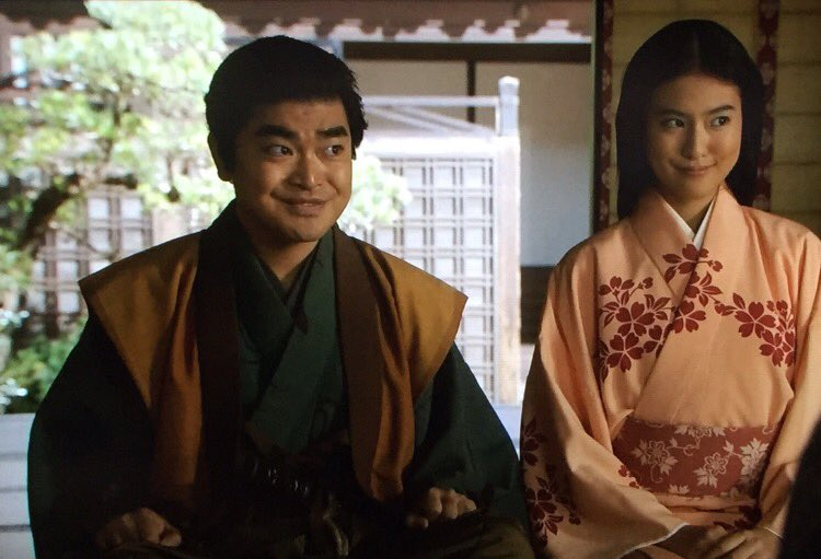 【エンタメ画像】《悲報》俳優の加藤諒さん、大河ドラマでふざける♪♪♪♪w【画像あり】