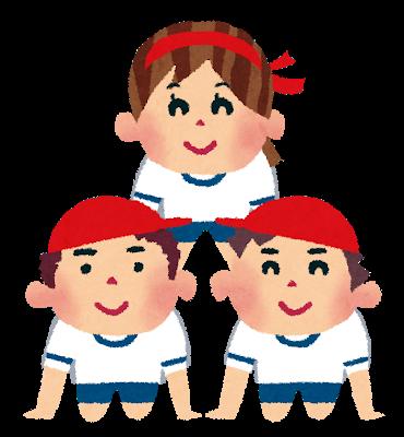 undoukai_kumitaisou_red