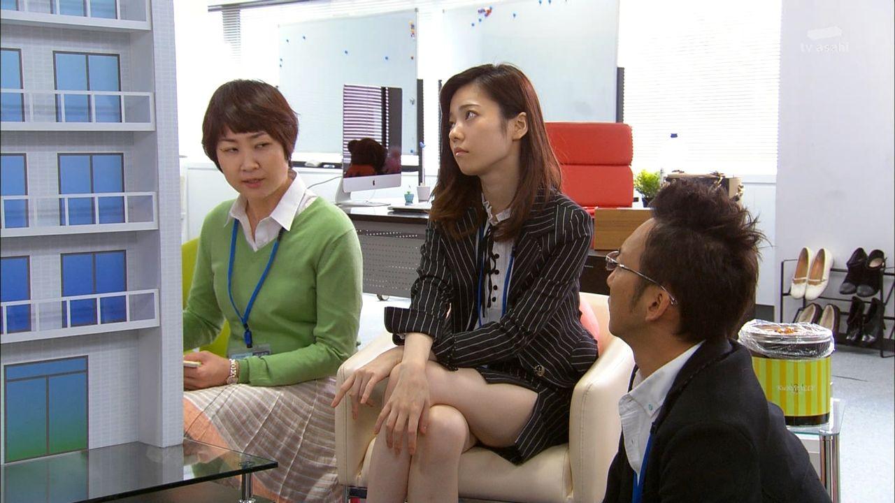 【エンタメ画像】《画像》島崎遥香さんがドラマで見せる清楚太もも。。。。。。。。。。。。。。。。