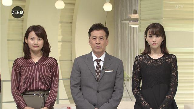 【エンタメ画像】桐谷美玲さん、スケスケ衣装でニュースZERO出演。。。。。(画像あり)