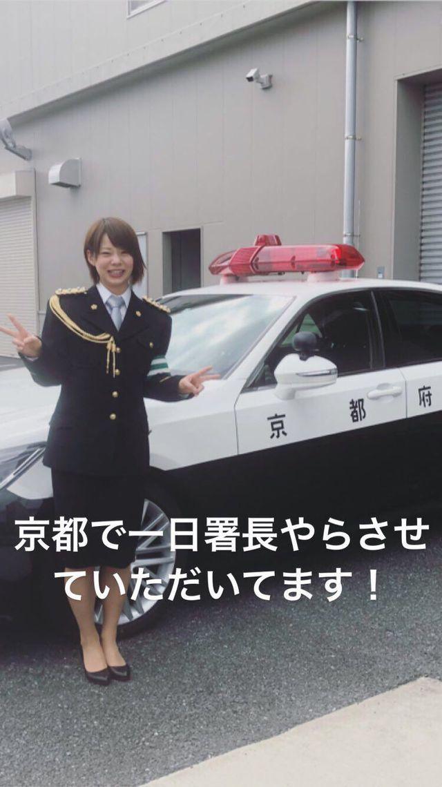 【エンタメ画像】高木菜那さんの警官コスチュームプレイ!!!!!(画像あり)